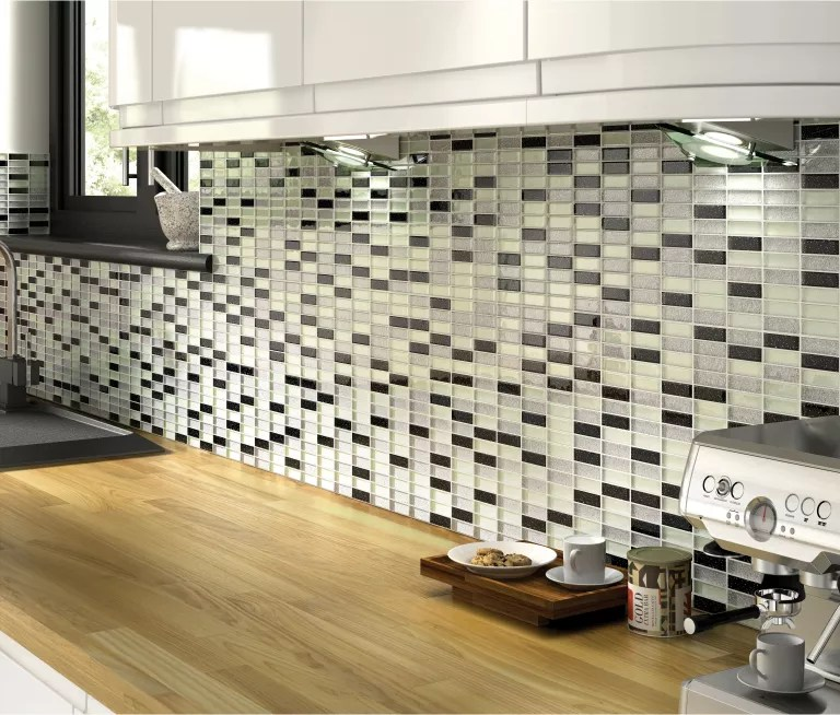 kitchen wall tile cabinets refinishing tiles our pick of the best ideal home