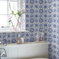 Bathroom Wallpapers - our pick of the best | Ideal Home