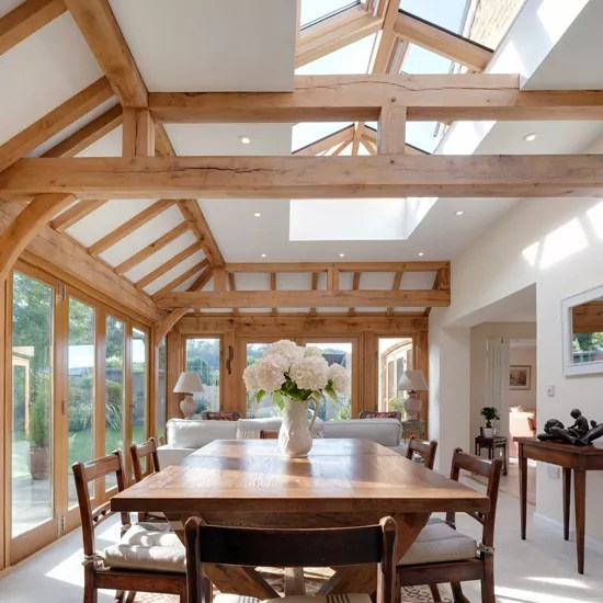 7 Beautiful Oak Framed Extensions Ideal Home