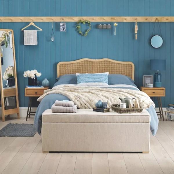 Blue Beach Themed Bedroom Ideas