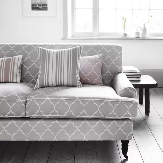 patterned sofas uk macy s elliot sofa 5 of the best for colourful country living ideal home