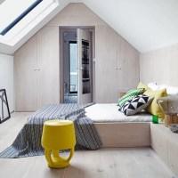 Attic bedroom ideas  attic conversions  loft bedrooms