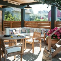 Patio Garden Design Ideas