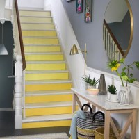Staircase ideas – looks for your hallway that will make an ...