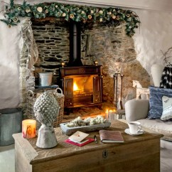 Living Room With Log Burner French Shabby Chic Pictures Fireplace Ideas Modern Decor