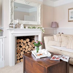 Living Room With Log Burner Ergonomic Chairs Fireplace Ideas Modern Decor
