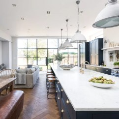 Island Kitchen Ideas Ranges Gas With Seating Lighting