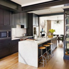 Island Kitchen Ideas Home Depot Fan With Seating Lighting