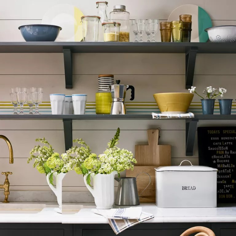 Small Kitchen Ideas 29 Ways To Create Smart Super Organised Spaces
