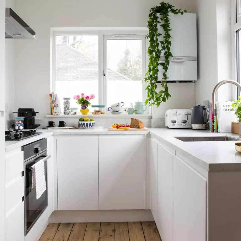 Small kitchen design ideas  Small kitchen ideas  Small kitchens