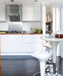 kitchen kitchens simple space smart scheme super room colin poole credit ways
