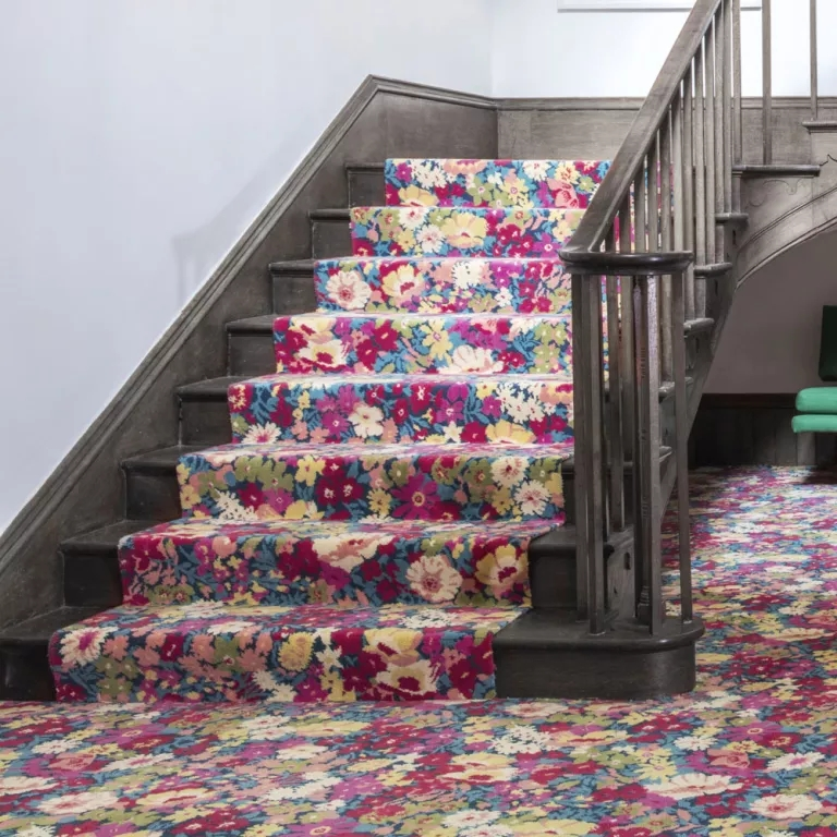 Best Stair Carpets – Our Pick Of The Most Fabulous Flooring For   Runners On Stairs With Landings   Roger Oates   French Tuck   Annie Selke   Before And After   Runners Up
