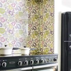 Wallpaper For Kitchen Islands Home Depot Ideas Kitchens