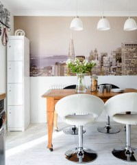 Kitchen wallpaper ideas  Wallpaper for kitchens  Kitchen ...