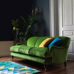 Moss Green Velvet Chesterfield Sofa Corner Furniture Village Sofas - Our Pick Of Best | Ideal Home