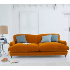 Luxe 2 Seat Sofa Slipcover Velvet Ikea Cover Sofas Our Pick Of Best Ideal Home Pudding
