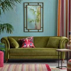 Scandinavian Sofas Uk Ikea Lycksele Sofa Bed Orange Velvet - Our Pick Of Best | Ideal Home