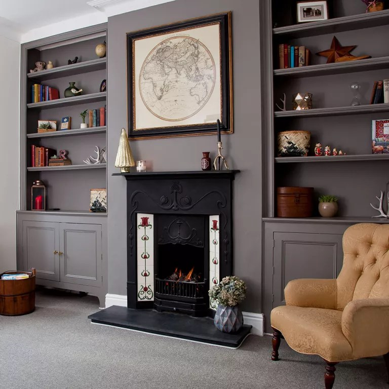 Clever designs for alcoves  21 alcove ideas that make the most of awkward recesses  Ideal Home