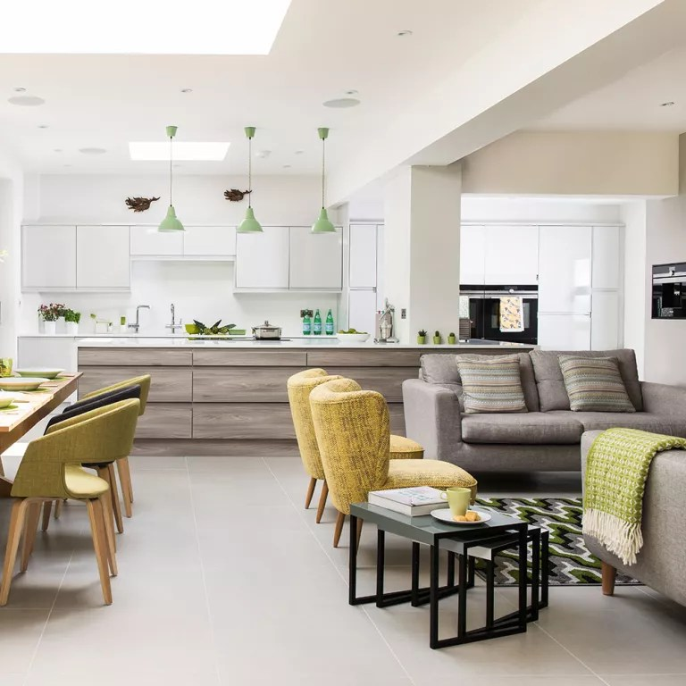 Before And After From Separate Rooms To Huge Open Plan