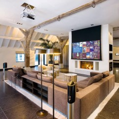 Hiding Tv In Living Room Best Pictures For Walls Ways To Disguise Your Hide A Cabinet Wall Mount