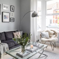 Ideas To Decorate Living Room Cheap Brown Paint Walls 18 Easy Budget Decorating That Won T Break The Bank Faux Sheepskin
