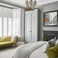 Grey bedroom ideas  grey bedroom decorating  grey colour ...