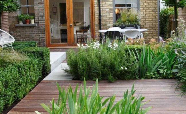 Small Garden Ideas Small Garden Designs Ideal Home