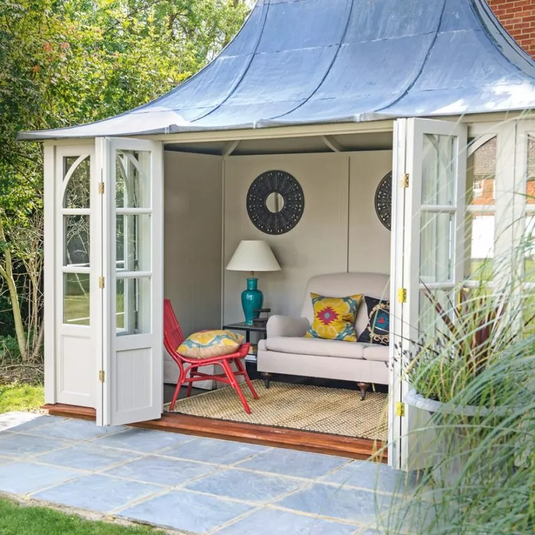 Garden Summer House Ideas For Your Outside Space