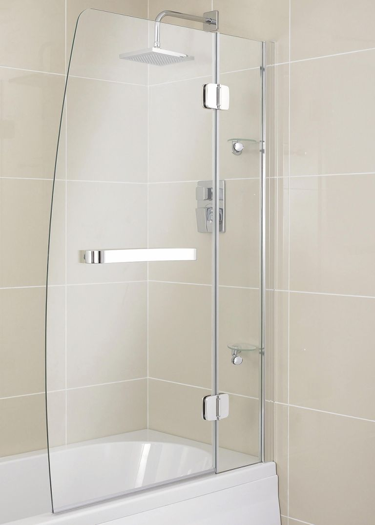Bath Shower Screens Our Pick Of The Best Ideal Home