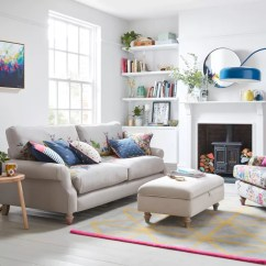 Sofa Throws Uk Only Rooms To Go Reclining Joules Launches A New Range For Dfs | Ideal Home