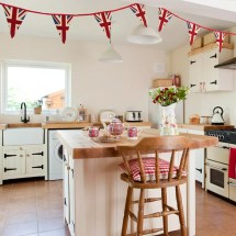 Great British Bake Decorating Ideas Tent