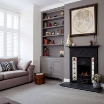 Grey Living Room Paint Ideas