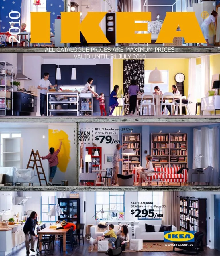 It S Ikea S 30th Birthday Celebrating 30 Years Since It Launched In The Uk