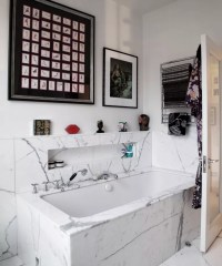 Marble bathroom ideas to create a luxurious scheme