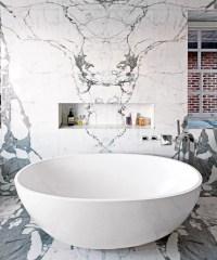Marble bathroom ideas to create a luxurious scheme | Ideal ...