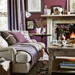 Grey And Purple Living Room Curtains Most Popular Colors For Rooms Ideas Ideal Home With Wooden Coffee Table