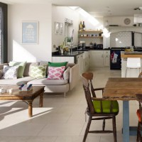 Kitchen extension ideas  to maximise the potential of