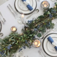 Christmas table decoration ideas | Ideal Home