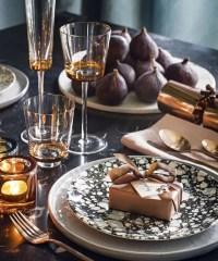 Christmas table decoration ideas   Ideal Home
