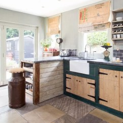 Kitchen Furniture Outdoor Patio Characterful With Upcycled And Vintage Finds 4
