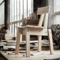 Light Grey Chair Keyboard Stand Ikea Collaborates With Piet Hein Eek For New Industriell Collection