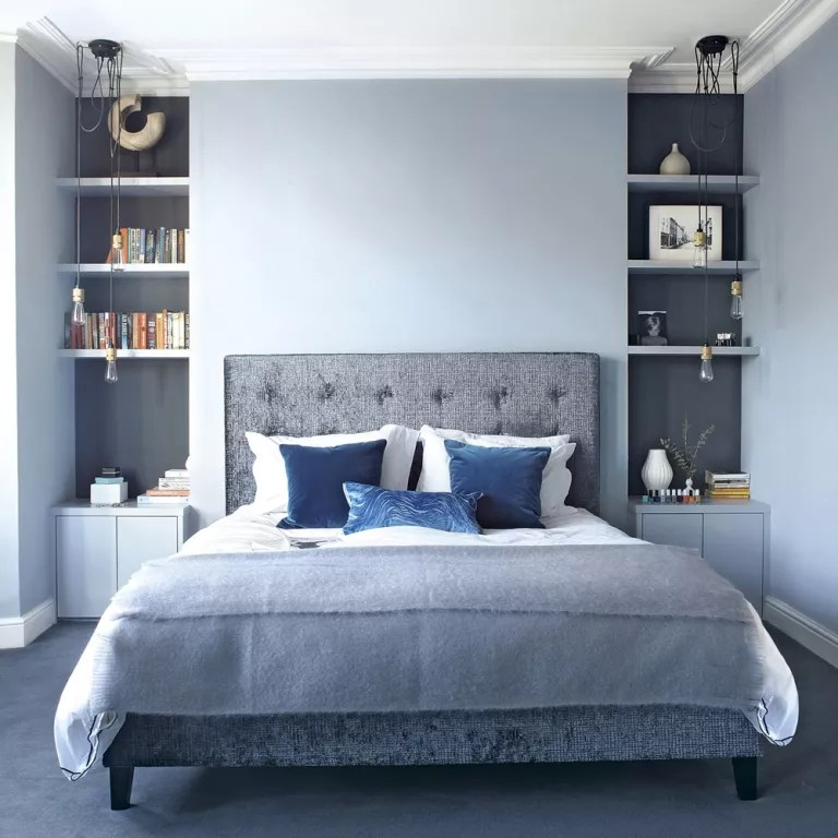 Bedroom storage ideas  Ideal Home