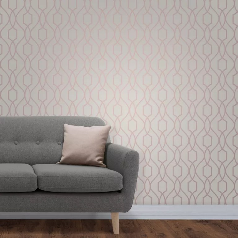 classic living room decor tan new b&m wallpaper trends; faux marble designs for under £10