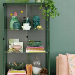 Green Living Room Walls House Beautiful Decorating Ideas For Soothing Sophisticated Spaces Statement Piece