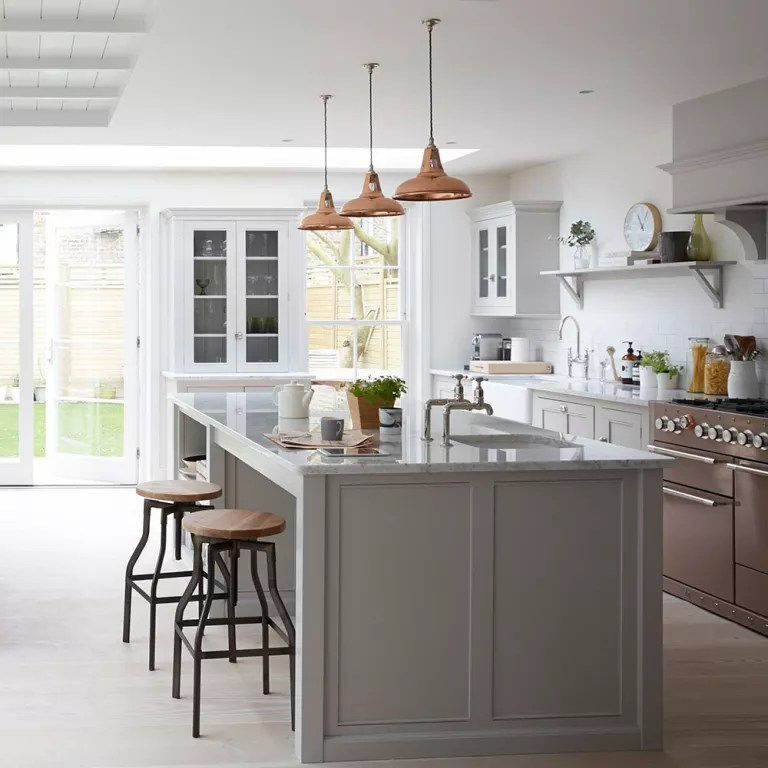 Grey kitchen ideas  17 ideas for grey kitchens that are