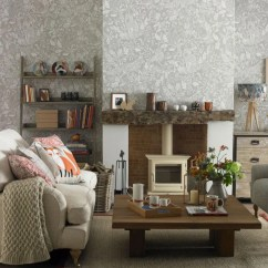 Wallpaper For Living Room Ideas Beautiful Contemporary Rooms Grey