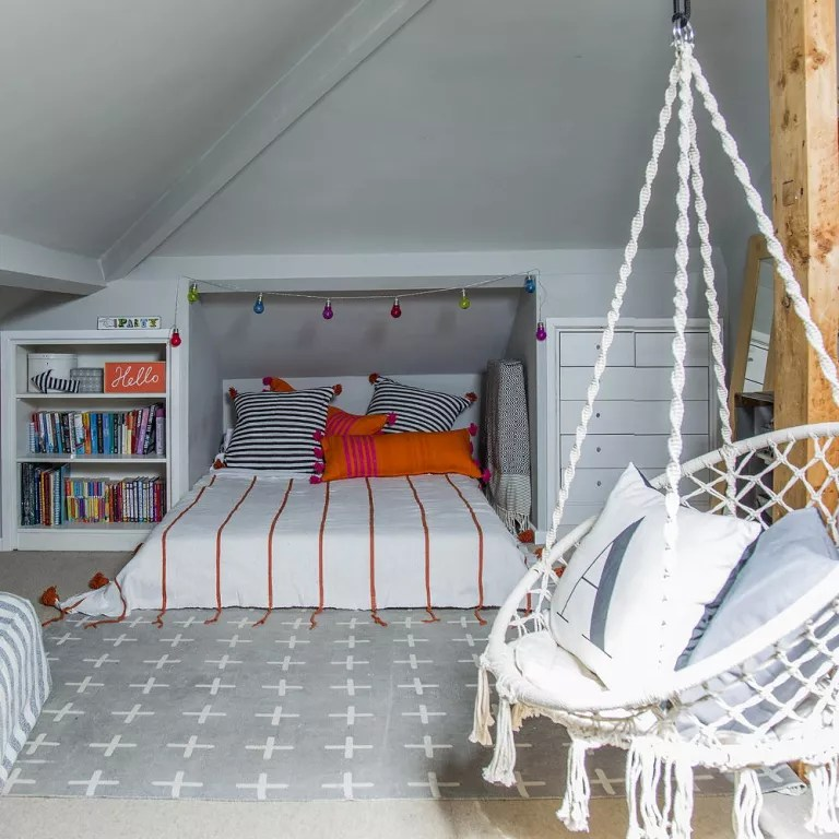Small Kids Room Ideas Maximise Space In A Tiny Child S Bedroom