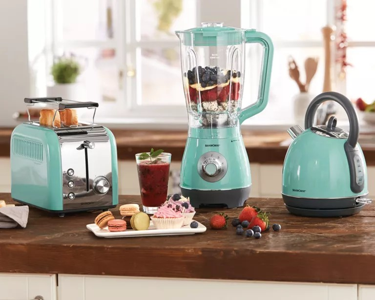 New Lidl Kitchen Appliances Help Bakers Compete On A