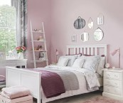 pink bedroom for adults