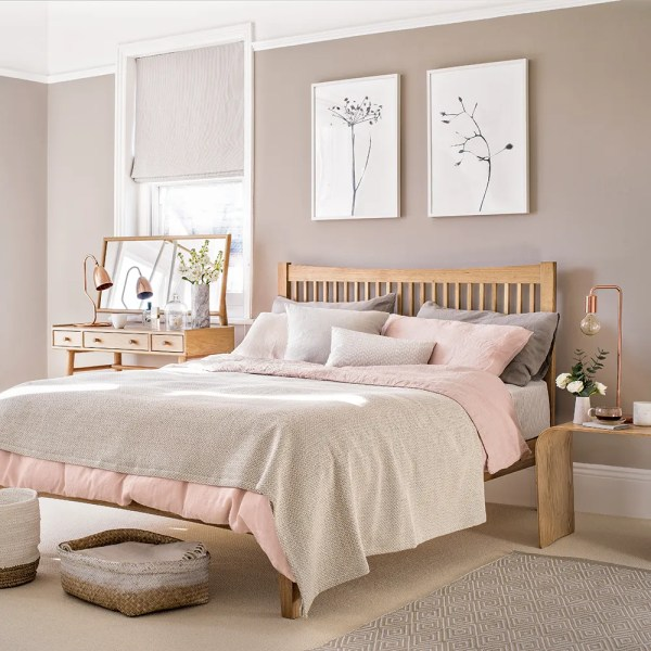 Pink Bedroom Ideas Pretty And Peaceful